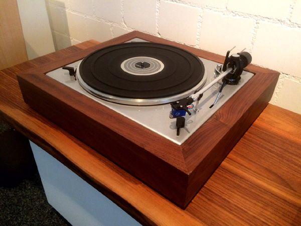die besten 25 lenco plattenspieler ideen auf pinterest 7 vinyl aufbewahrung nachttisch 3. Black Bedroom Furniture Sets. Home Design Ideas