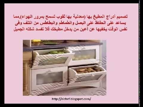 أسرار ترتيب المطبخ الصغير وديكور المطبخ الضيق بالصور جبنا التايهة Home Decor Changing Table Decor