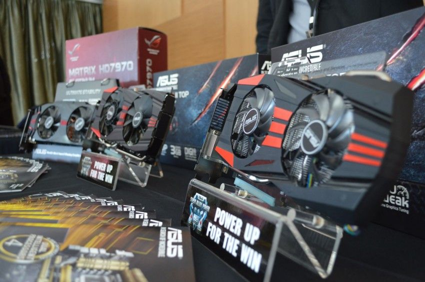 All Major Vendors Showcase Radeon R9 And R7 200 Series Graphics Cards Graphic Card Cards Series