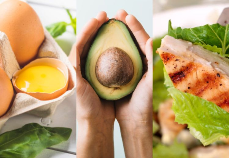 aceitunas para la dieta ceto