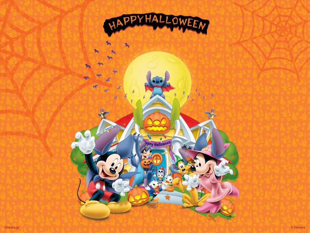 Image Detail For Disney Halloween Wallpaper Disney Wallpaper 7940969 Fanpop With Images Halloween Wallpaper Mickey Mouse Halloween Disney Halloween