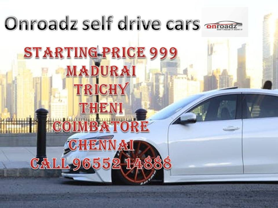 SelfDriveCars rental allows you to explore several places