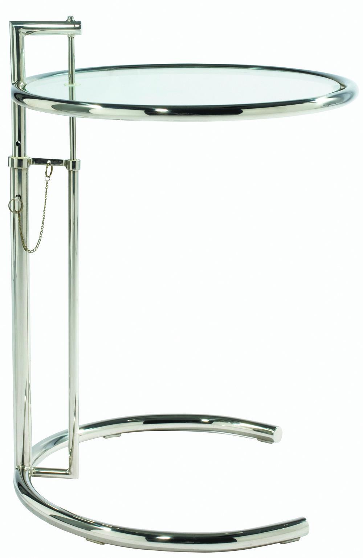 replica eileen gray adjustable cigarette table deluxe version - Eileen Grey Tisch