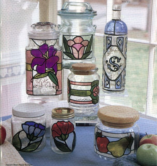 Decoration Ideas With Glass Bottles Gallery Glass Class  Stained Glass Designs Great For Gift Ideas