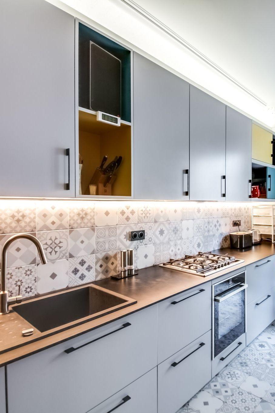 Cuisine Ikea Relookee Idees Pour La Personnaliser Faience