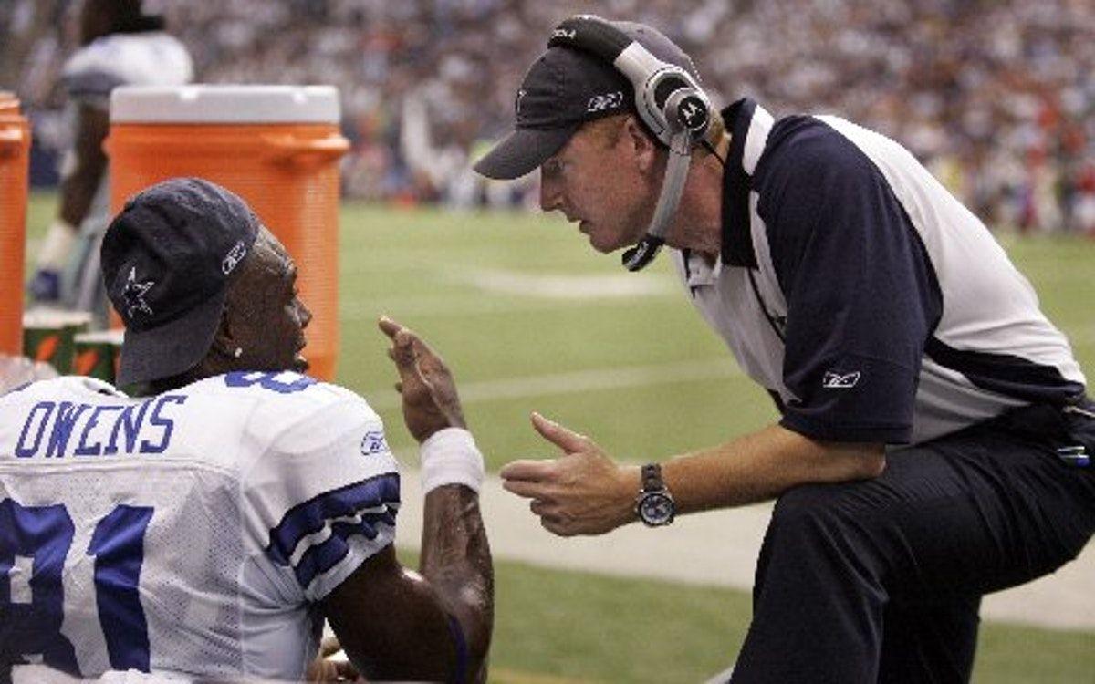 Terrell Owens on Cowboys coach Jason Garrett 'I just don