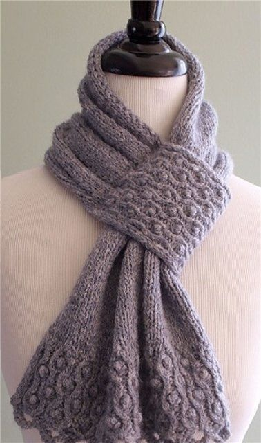 Scarf Knitting Styles : Unique scarves ideas for women knitting patterns crafts