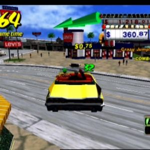 Free Crazy Taxi rides offered for New York ComicConattendees - New York is going to get a whole lot crazier this week as SEGA is announcing theyre partnering with Hailo to give free taxi rides during this weeks New York