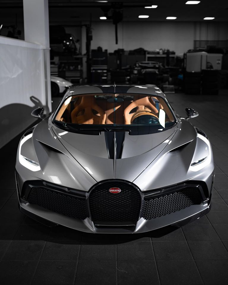 This Is The First Bugatti Divo To Arrive In The United States | Carscoops