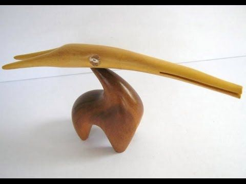 ESCULTURAS EM MADEIRAS RECICLADAS 009 - sculptures in wood - YouTube