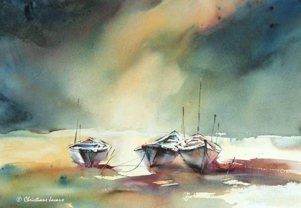 Epingle Par Jee Dew Sur Ships And Boats Peinture Bateau