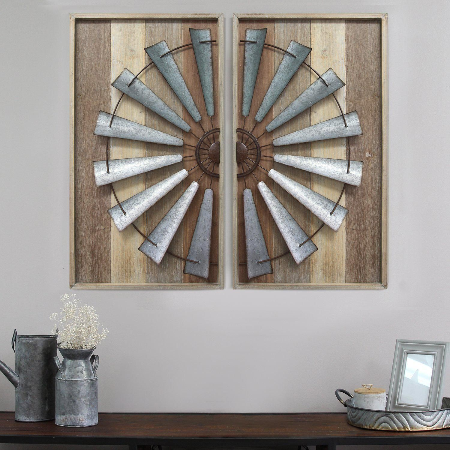 Stratton home decor windmill wall also arch in donna  pinterest arched rh