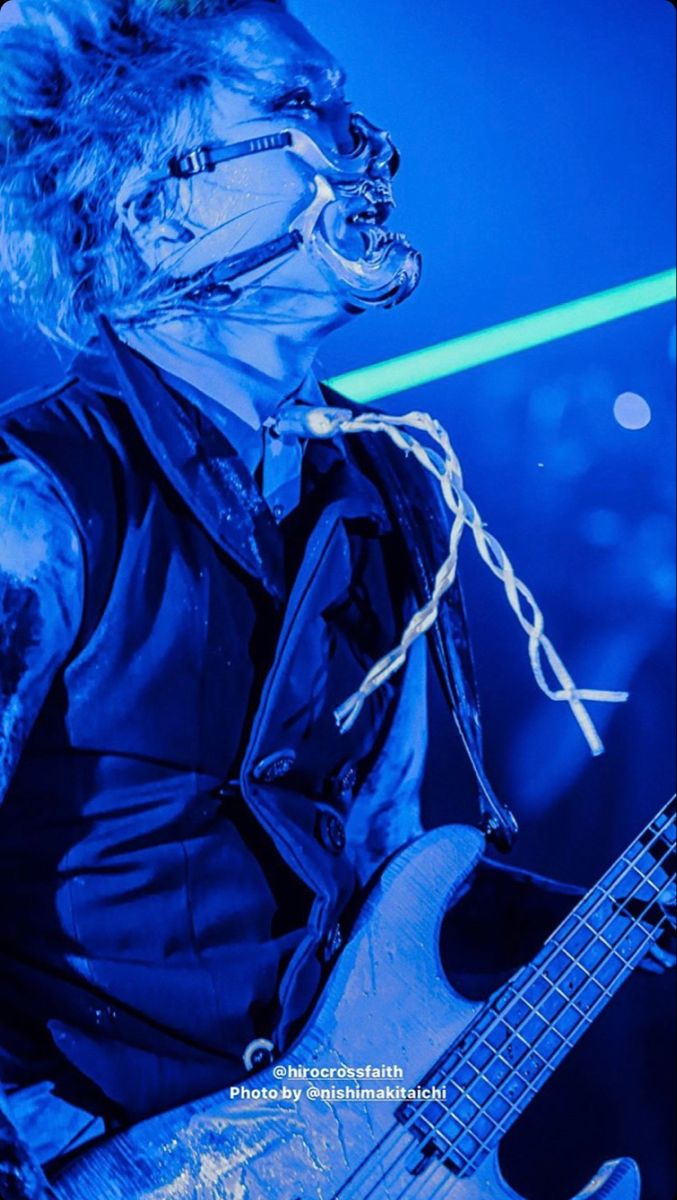 Pin By ザケロ On Crossfaith In