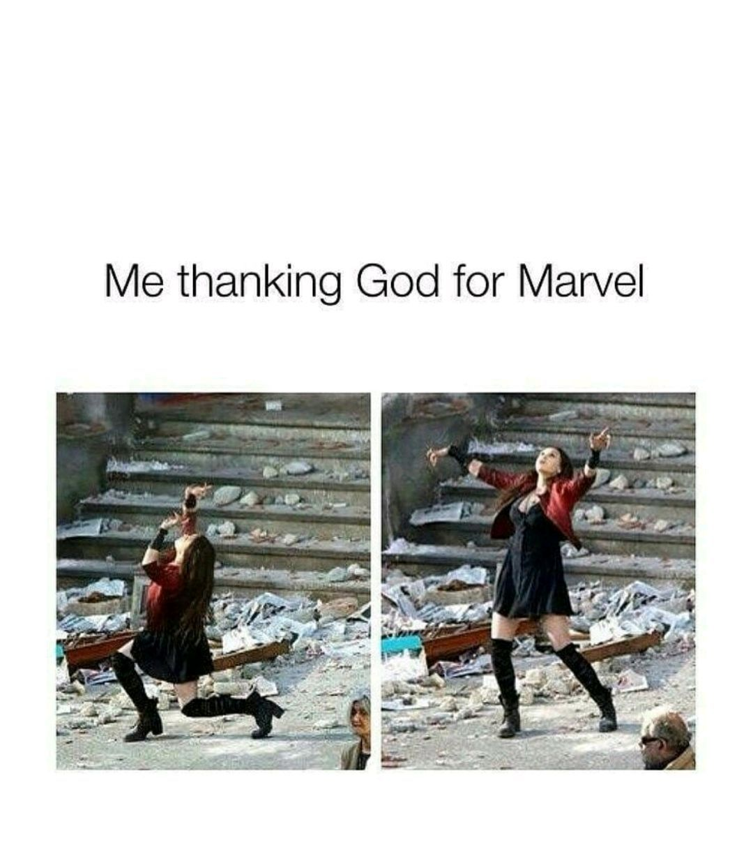 Everybody loves Marvel