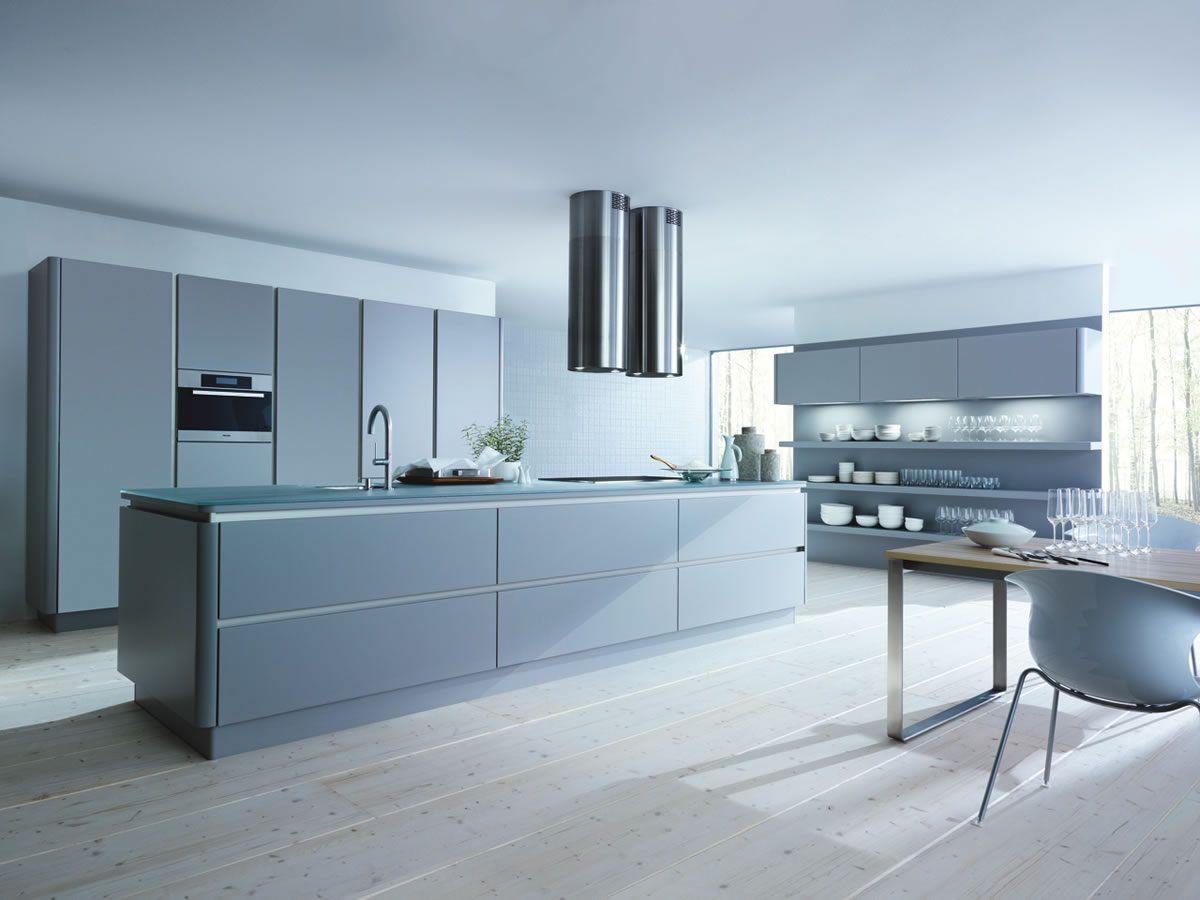 Biehefter Kitchen by Schuller | Kitchen ( Nowoczesne Kuchnie ...