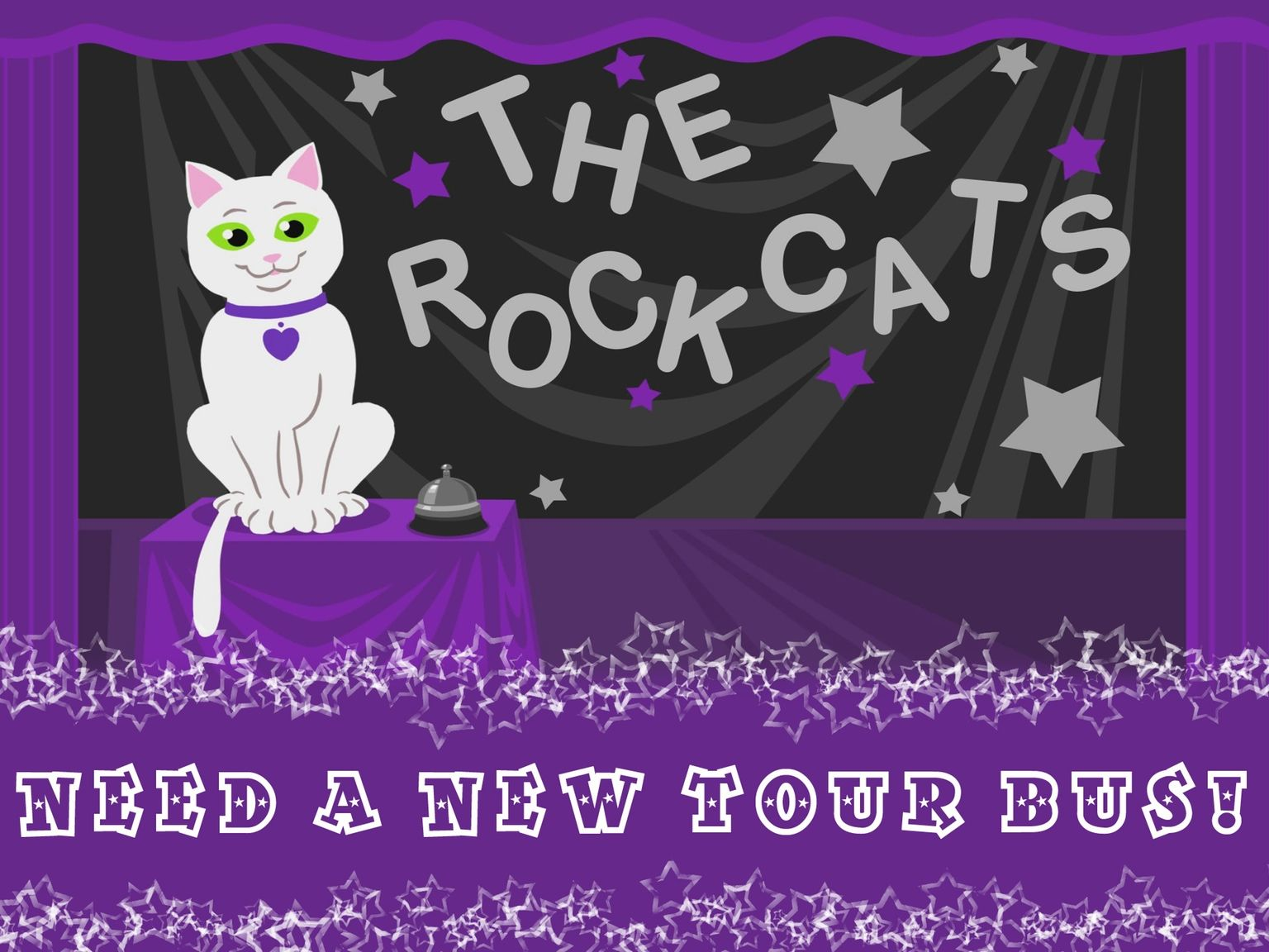 The Acro Cats Mobile Foster And Kitty Tour Bus Foster Cat Kitty Cats