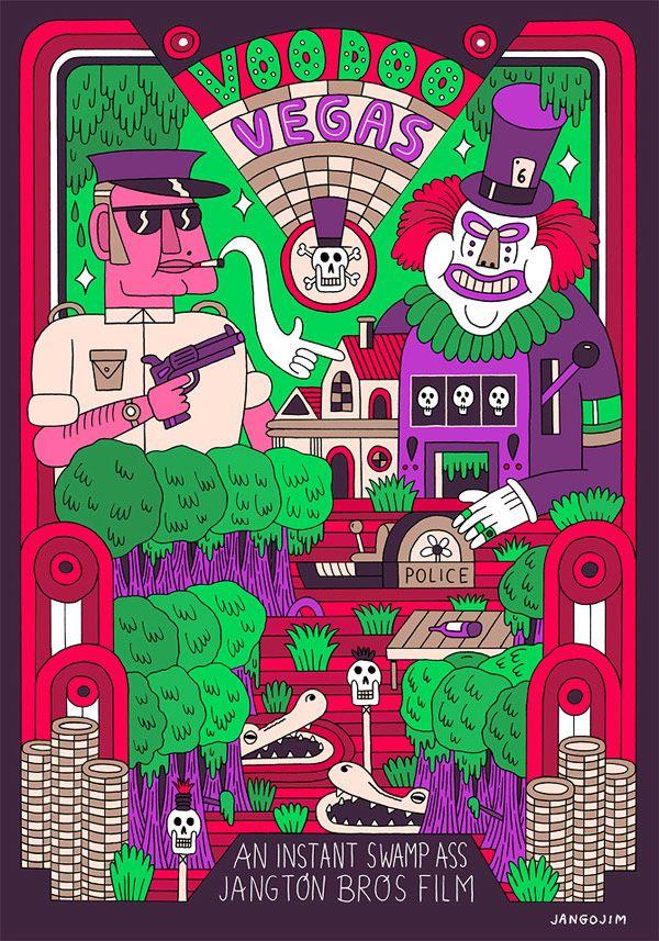 Illustrator Jangojim in 2020 Illustration, Graffiti