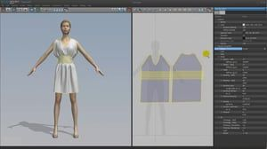 Exporting Garment Animation From Marvelous Designer To Maya