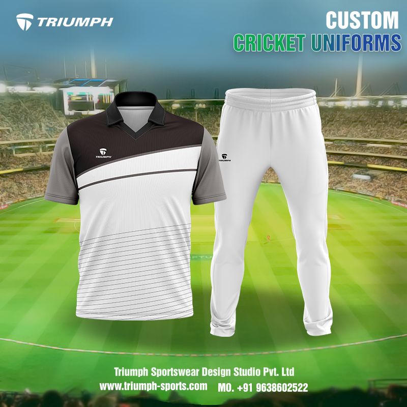 Custom Cricket White Uniforms In 2020 Cricket Whites Cricket T Shirt Cricket Uniforms