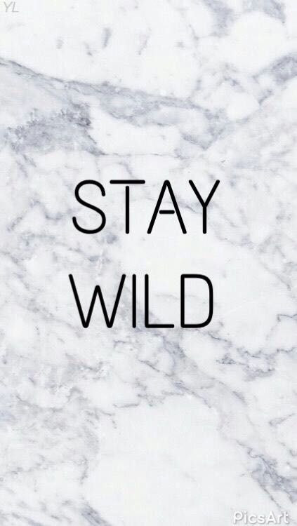 Stay Wild Stay Different Cute Wallpaper Backgrounds