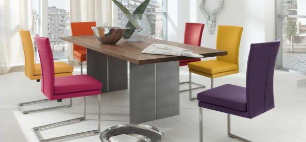 Moderne Ideen für Esszimmer Design- neue Tendenzen in Esszimmer - esszimmer einrichtung aktuell design