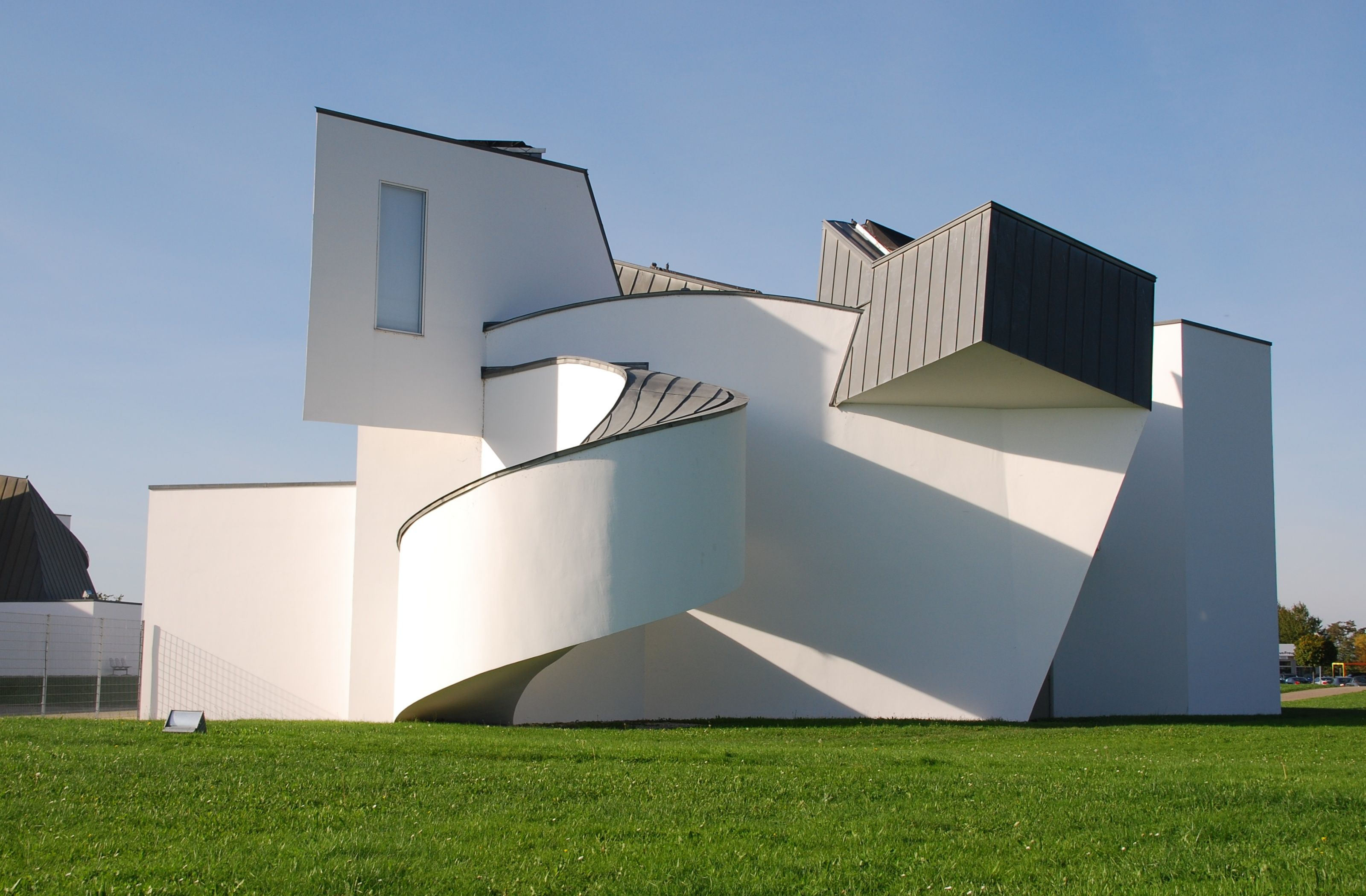 Vitra Design Lampen : Must see museums in basel city architecture vitra design