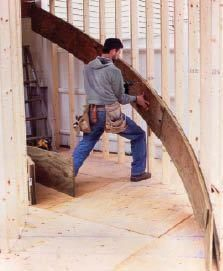 Best Curved Deck Stairs Building A Deck Deck Stairs Curved Deck 400 x 300