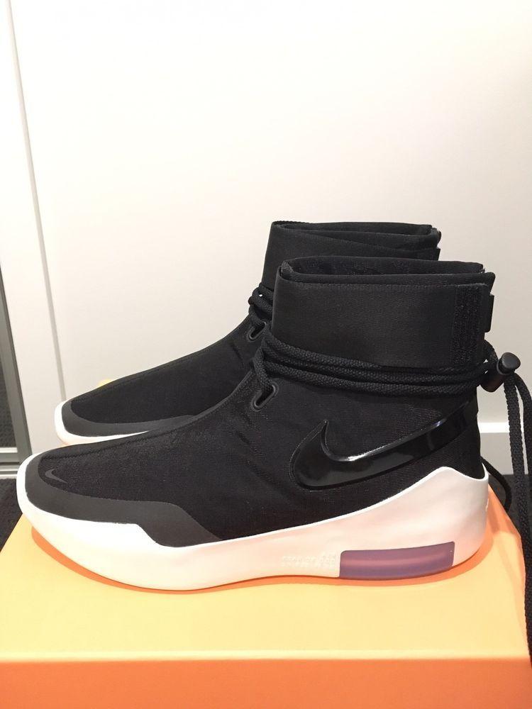 uk availability 01a6e 45ebc NIKE AIR SHOOT AROUND (NIKE X FEAR OF GOD) US 9.5   UK 8.5  fashion   clothing  shoes  accessories  mensshoes  athleticshoes (ebay link)