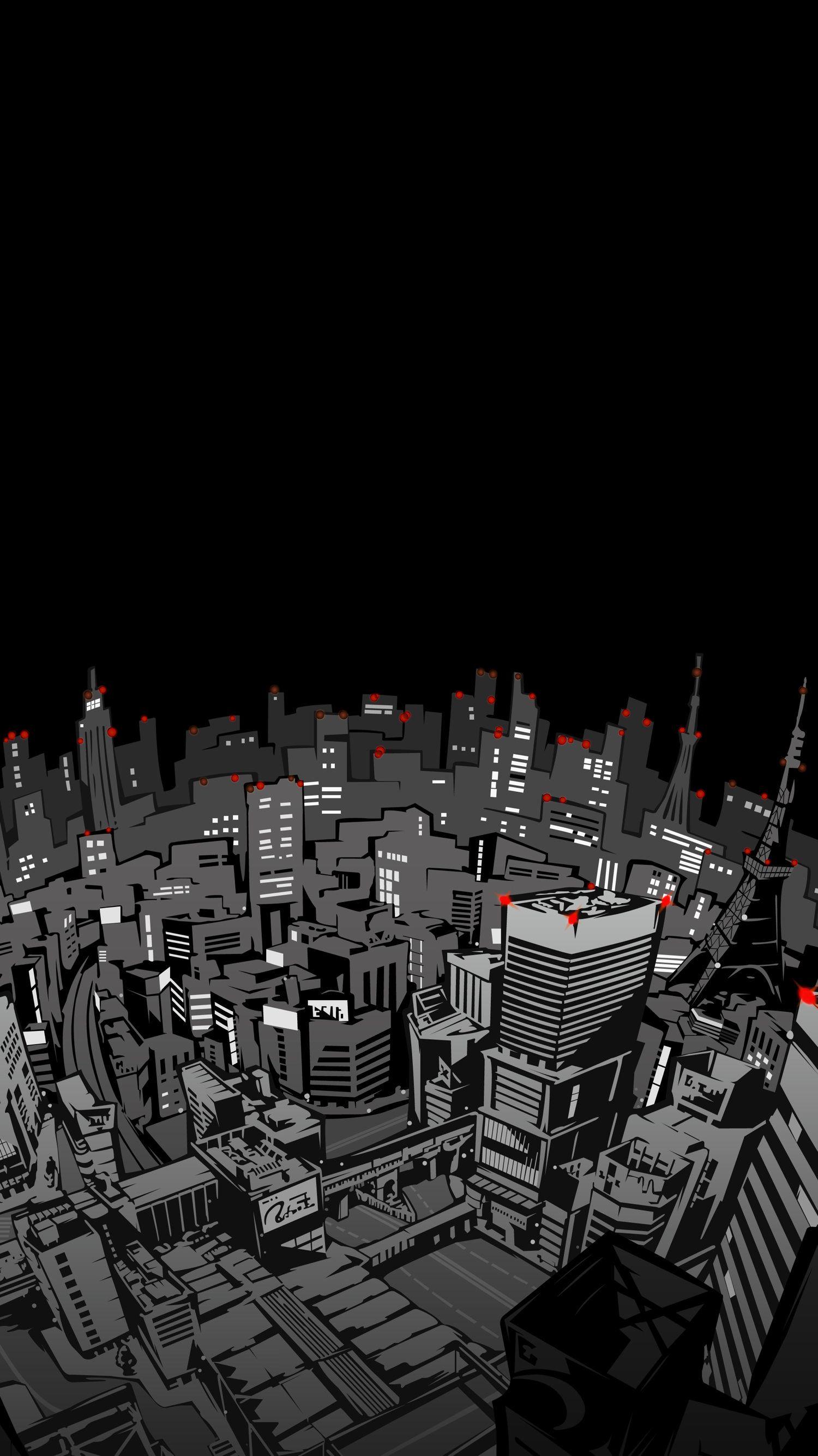 Persona 5 Tokyo Download At Www Myfavwallpaper Com