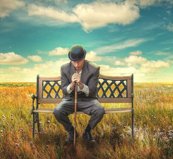 Create a beautiful surreal scene with a vintage look in Photoshop ...