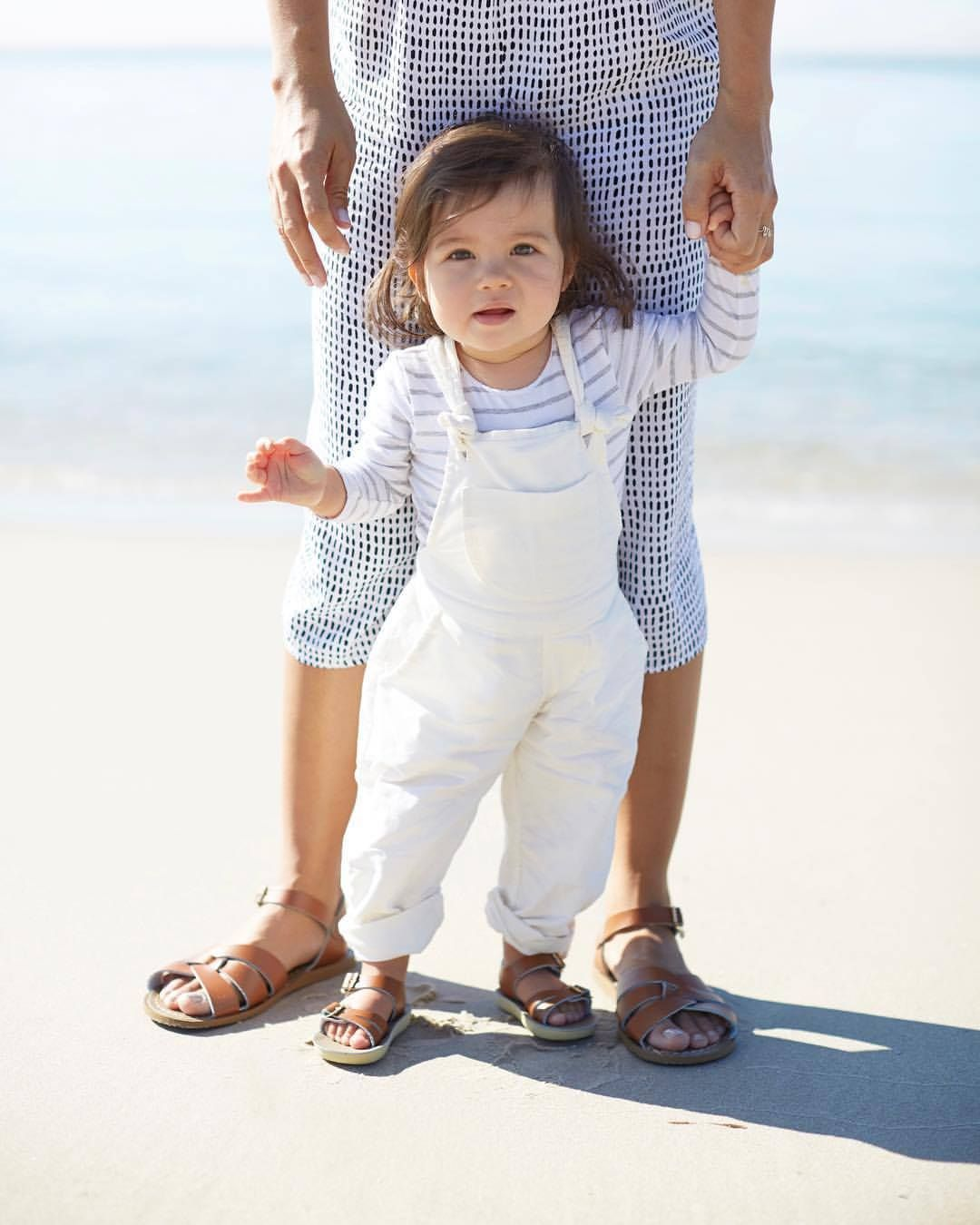 Saltwater sandals, Cool baby clothes