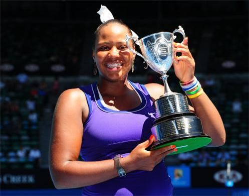 Meet iCademy student and USTA junior player, Taylor Townsend, who just won the junior girls' singles champions at the Australian Open.