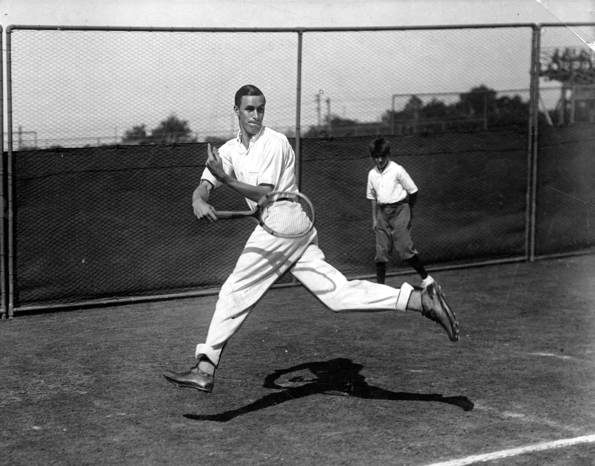 Bill Tilden 1920 tennis oldphotos Vintage Tennis