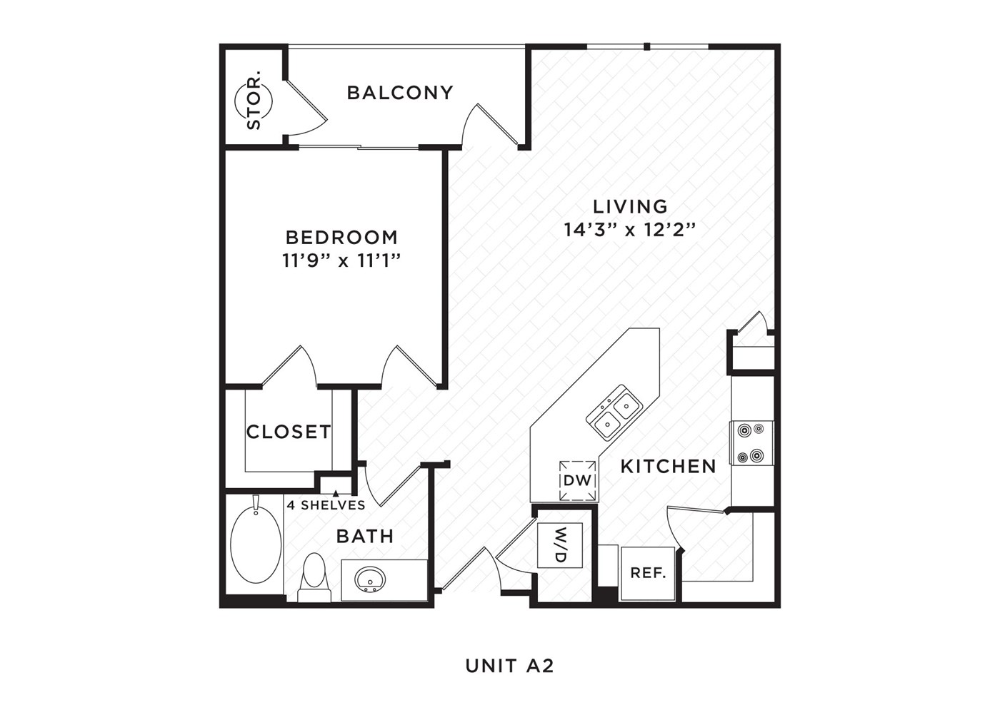 One, Two and Three Bedroom Apartments in Las Vegas, NV in