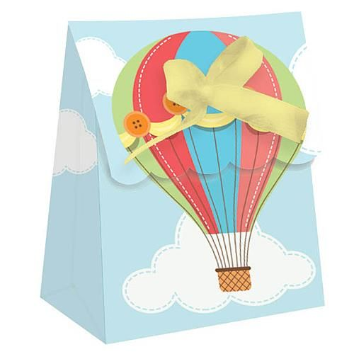 Up, Up & Away Favor Bags