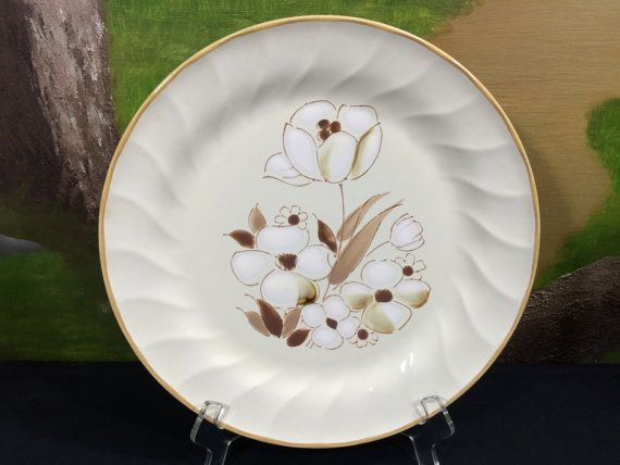 Vintage Felicity Stoneware Platter Sculptura Hearthside Stoneware ...