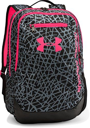 59f553b870 Under Armour Unisex UA Hustle Backpack LDWR     With the supportive UA®  Hustle