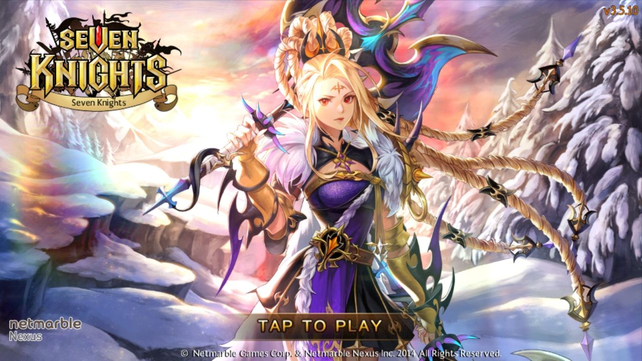 APK Download] Seven Knights Hack - Get 9999999 Gold, Honor