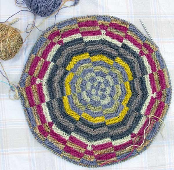 Ravelry: tululou's Sunburst blanket