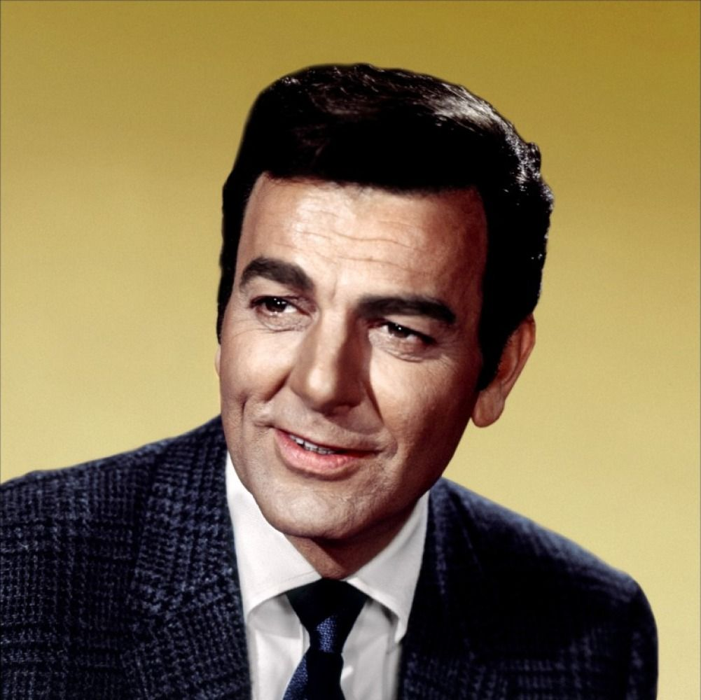 Mike Connors Photos - Page 1 - Mannix on Series-80.net