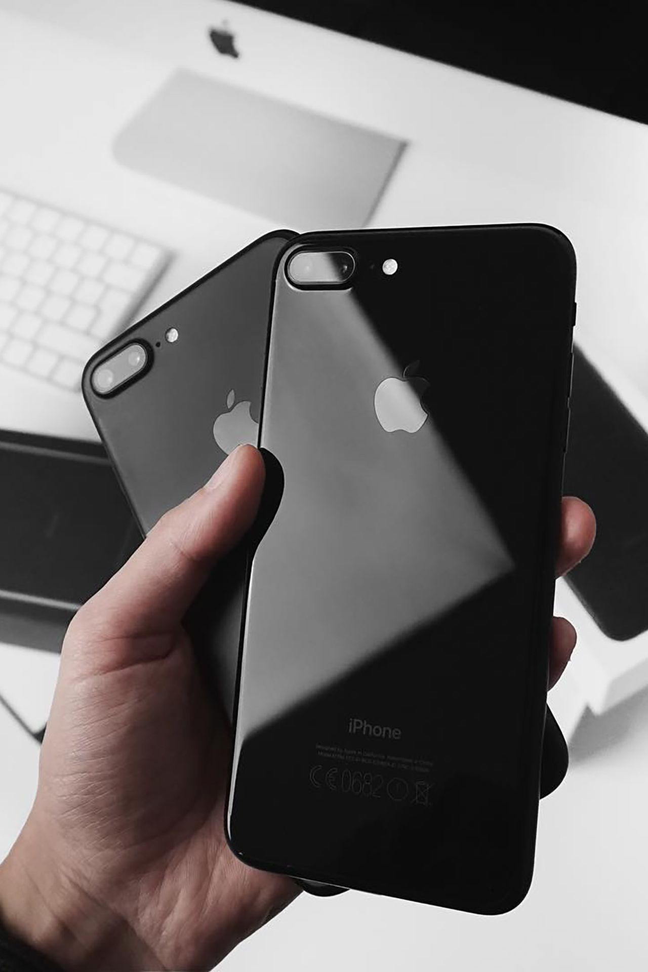 Matte Or Jet Photo By Anckor Iphone Black Iphone 7 Apple Iphone
