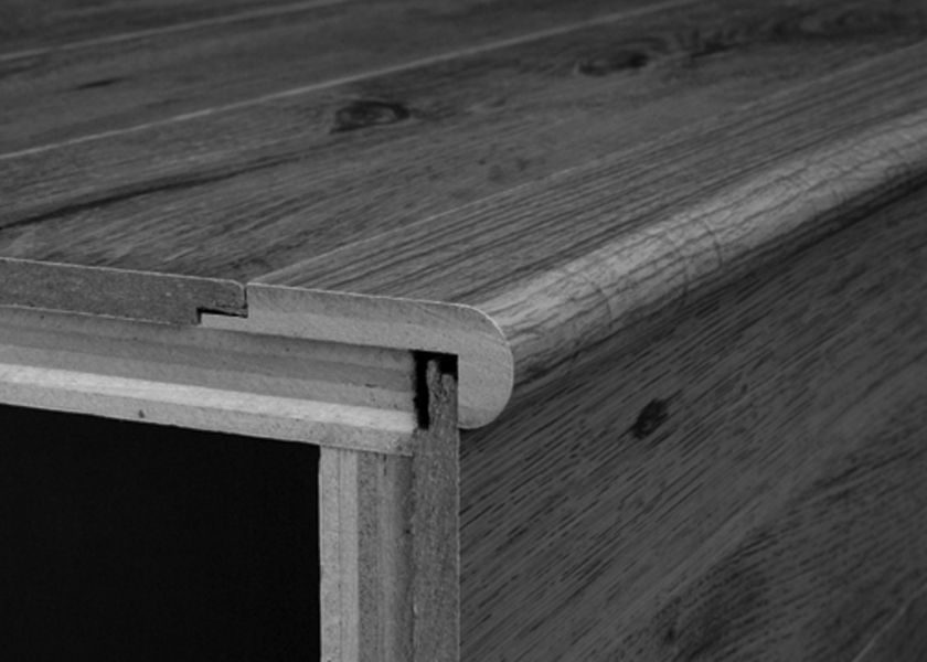Armstrong Flush Stair Nose For 12mm And 13mm Laminate Flooring