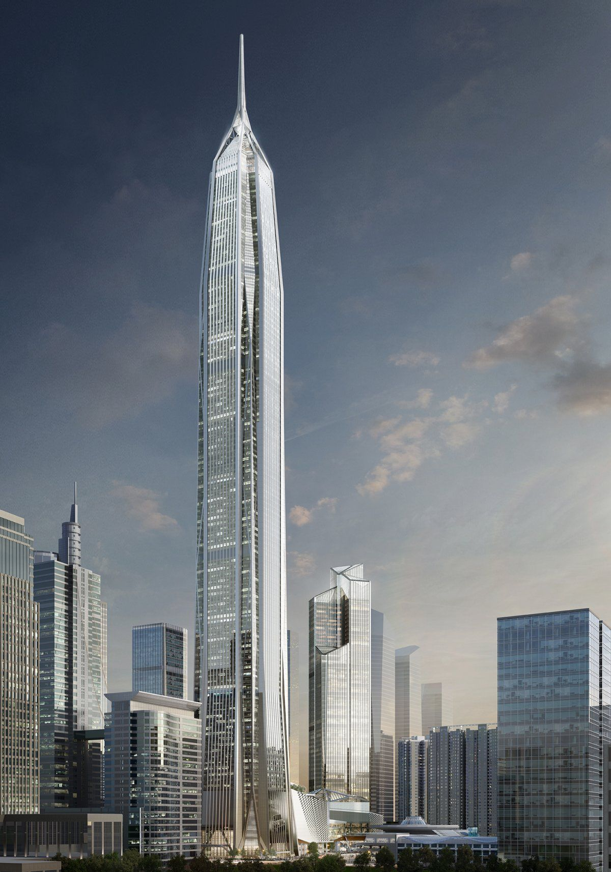 The 10 Tallest Skyscrapers Of The Future | Arquitectura