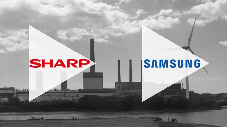 Sharp Samsung now setting sights for US factories   Pocketnow