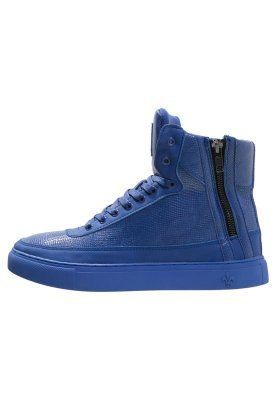 PYTHON MID - Sneakers alte - royal