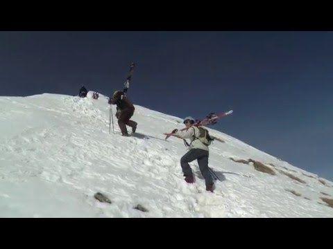 Горные лыжи в Гудаури  2016