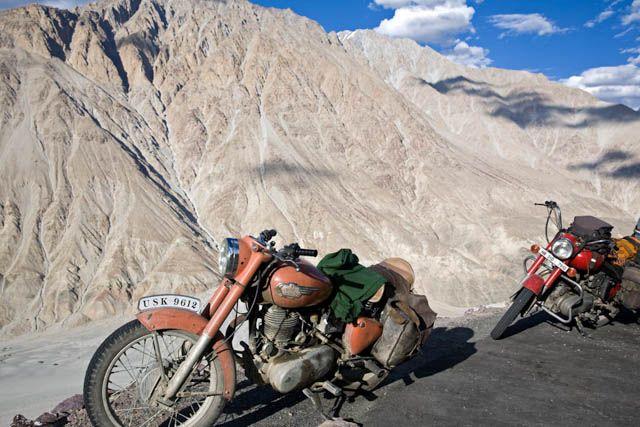 Spiti Valley Bike Trip From Delhi Caravane