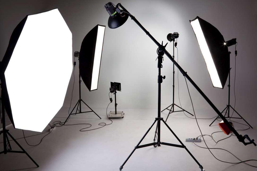 правила обращения со светом в фотостудии фотографии легендарного фотографа