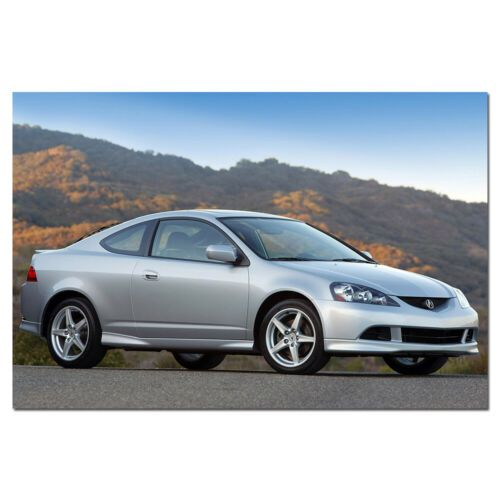 2005 Acura RSX Type-S Cars Photo Wall Art Posters HD