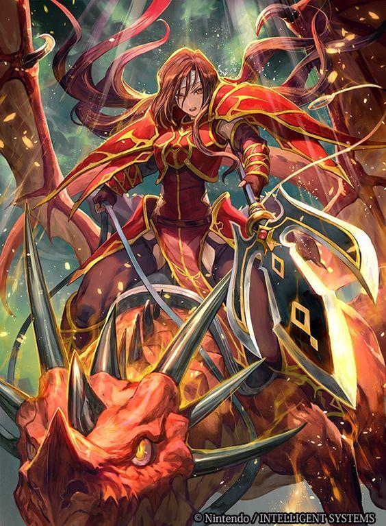Altena Fire Emblem,amazing art #Altena #FireEmblem